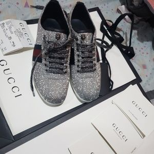Gucci Unisex shoes BAMBI